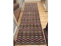 John Lewis Wool Pile long rug