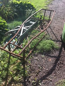Go kart/dune buggy frame
