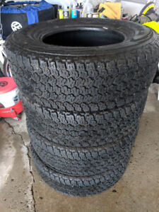 Goodyear Wrangler A-T Adventure With Kevlar 265 70/R17