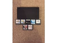 Nintendo DS + games