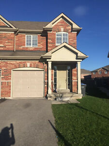 3 Bed Semi-detached home for sale in Brampton