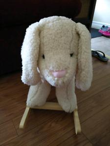 """Rocking """"Lamb"""""""