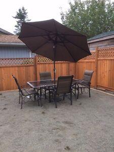 Martha Stewart patio set