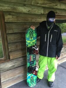 Snow jacket and pant combo Warragul Baw Baw Area Preview