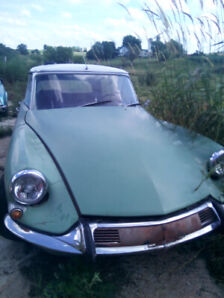 1966 Citroen ID19P Super  classic French car for sale