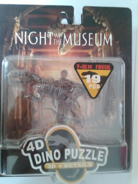 Night of the Museum - 4D Dino Puzzle (2 for $7)