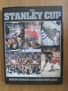 The Stanley Cup by Joseph Romain and James Duplacey