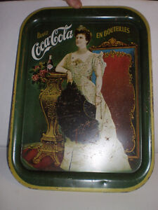 Coca Cola Tray from 1904