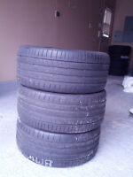 Continental Runflat 255-35-19 Excellent condition