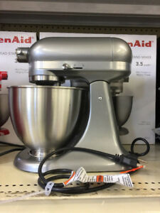 KitchenAid Artisan Mini Premium Stand Mixer - New