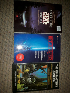 1980'S Star Wars Books