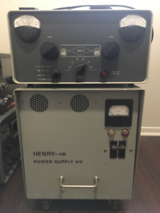 Henry 2KD-2  linear 1000watt max. Excellent condition.