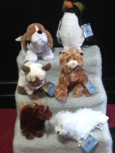 ***BRAND NEW*** Lot of Webkinz With Tags for Sale