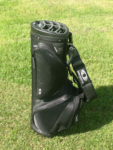 New Golf Bag and Used Clubs