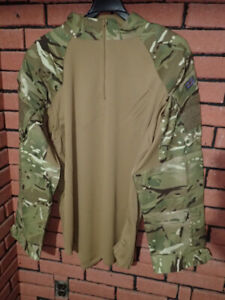 New UK Military Issue MTP Hot Weather Combat Shirt Lrg Multicam