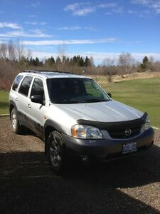 2004 Mazda Tribute ES SUV, Crossover