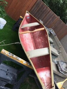 Hunting canoe for sale