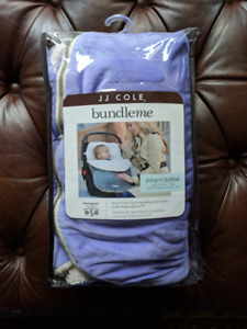 JJ Cole Infant Bundle Me in Lilac