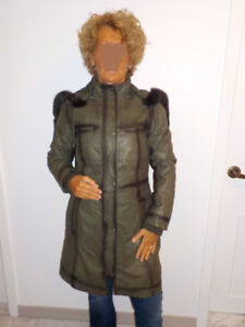 Manteaux d'hiver (2) à vendre 80$ chacuns