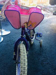Colourful Girls Bike 3-5 Years