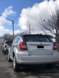2008 Dodge Caliber Sxt_336346 kms_Manual_Very Good Condition