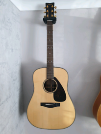 Yamaha DW 9 acoustic guitar all solid Taiwan