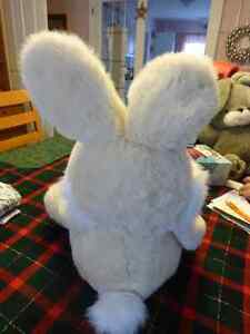 "Large Cream Coloured Bunny - from England - 18"" high Kitchener / Waterloo Kitchener Area image 2"