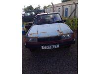 Peugeot 305 panel van