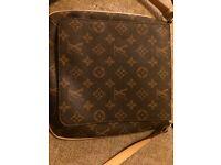 Louis Vuitton Genuine Musette Salsa Shoulder Bag