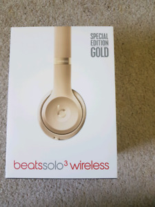Brand new beats solo3 wireless by dr.dre special edition 270