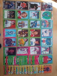 1970's OPC hockey cards