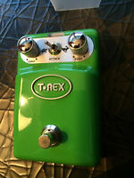 "T-Rex Tonebug ""Sustainer"" pedal - like new, with box / manual"