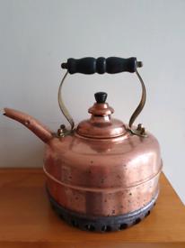 Simplex Copper Kettle. Vintage/Retro.