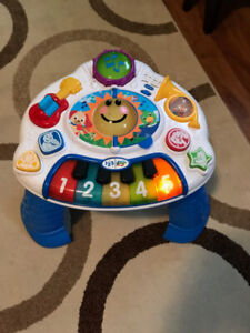 Baby Einstein learning table