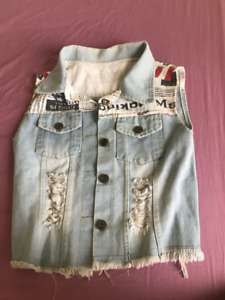 Cardigans and denim jackets for women