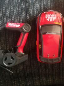Adam morgan mac tools rc 4wd car