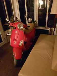2006 Vespa LX150 absolutely mint only 1200km one owner since new