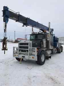 Peterbilt National 20 Ton Boom Truck