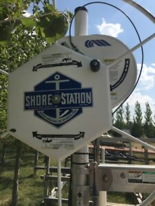 Shore Station 4000# Boat Lift