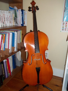 Half-size Cello Outfit
