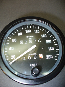 SPEEDOMETER/KMH FOR BMW R80R, R100R, MYSTIC 247E