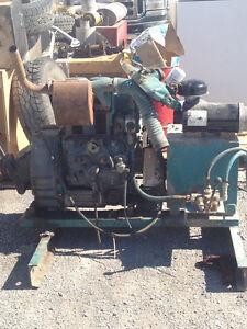 Deutz Power unit Pto for parts