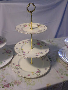 *Vintage tea cups & dishes to rent for Tea Party Birthdays* Windsor Region Ontario image 5