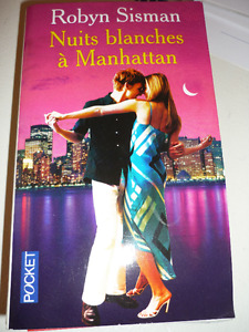 Nuits blanches à Manhattan de Robyn Sisman