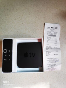 Apple TV 4K (2019) $200 Almost New