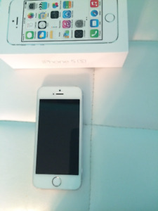 Mint condition iPhone 5s with accessories