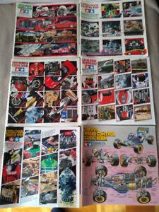 Catalogue tamiya de 1989 à 1993