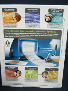 Fly Fusion Pentop Computer package (upload what you write to you Kingston Kingston Area image 3