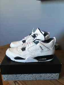 Air Jordan retro 4 Columbia/Legend Blue Size 10
