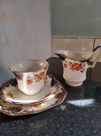 Royal Winton Imari 1930s tea set